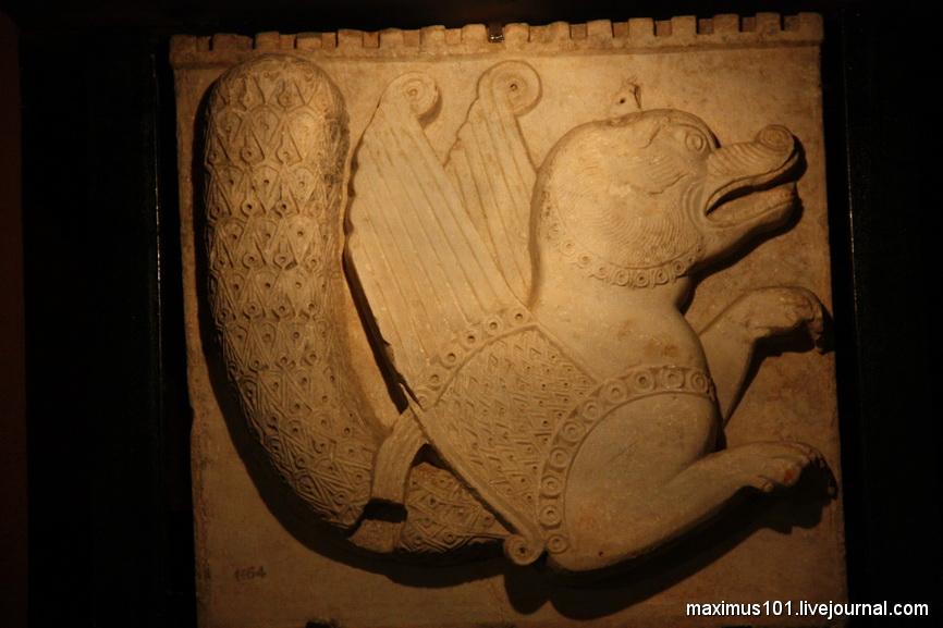 Археологический музей Стамбула. Византия.