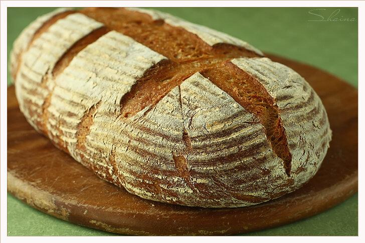Закваска из ржаного хлеба в домашних условиях
