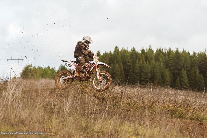 Мотокросс, г. Слободской, 12.10.2013 г.