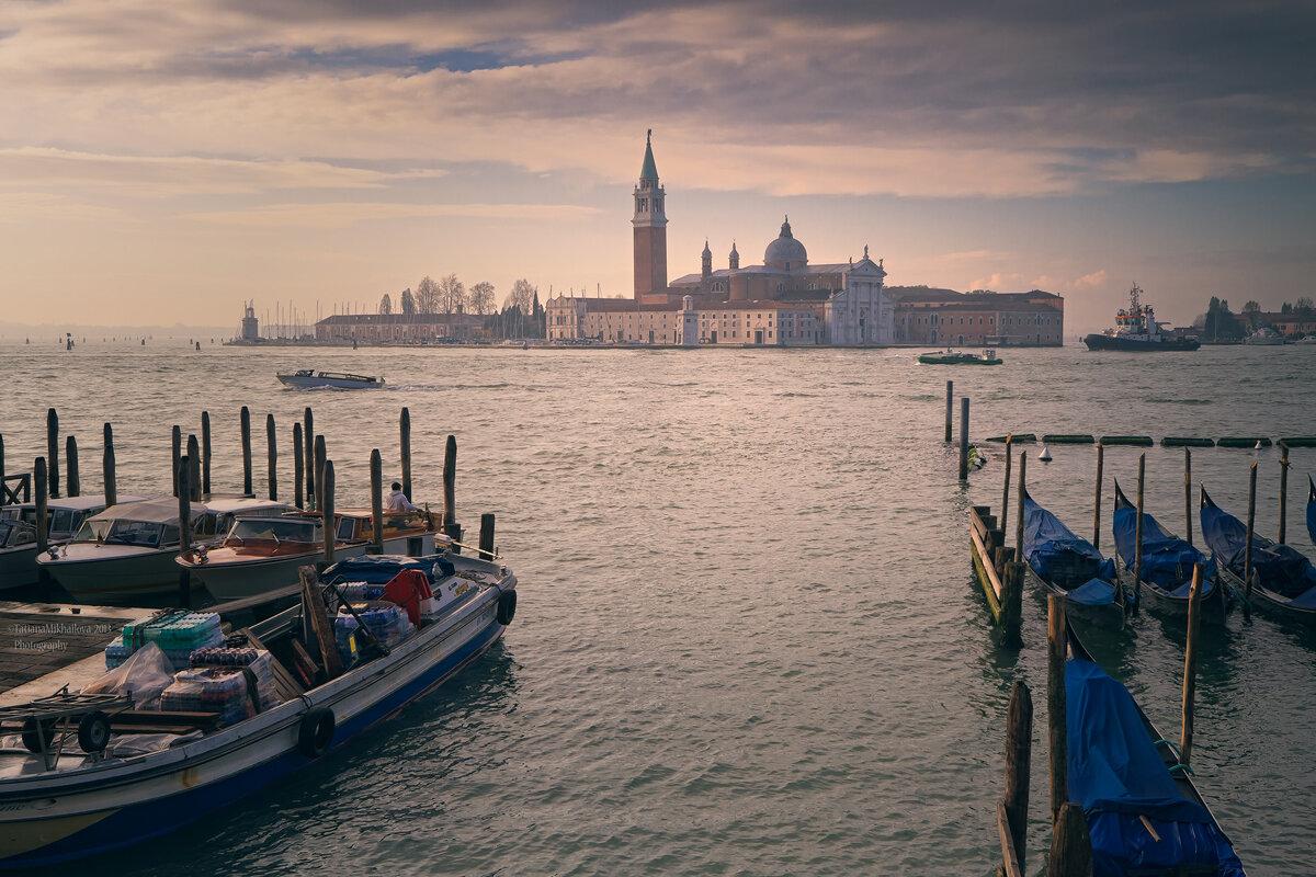 Венеция миражи