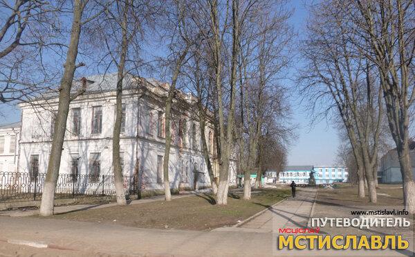 Весна в городе Мстиславль