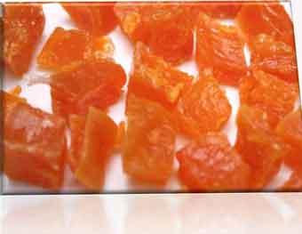 Конфеты из тыквы