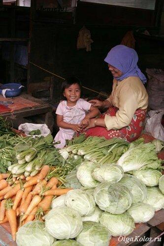 Рынок в Букиттинги