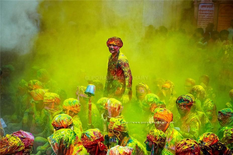 Индия глазами фотографа Poras Chaudhary