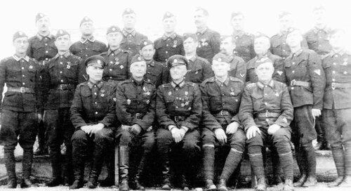 власовцы награждённые георгиевскими крестами