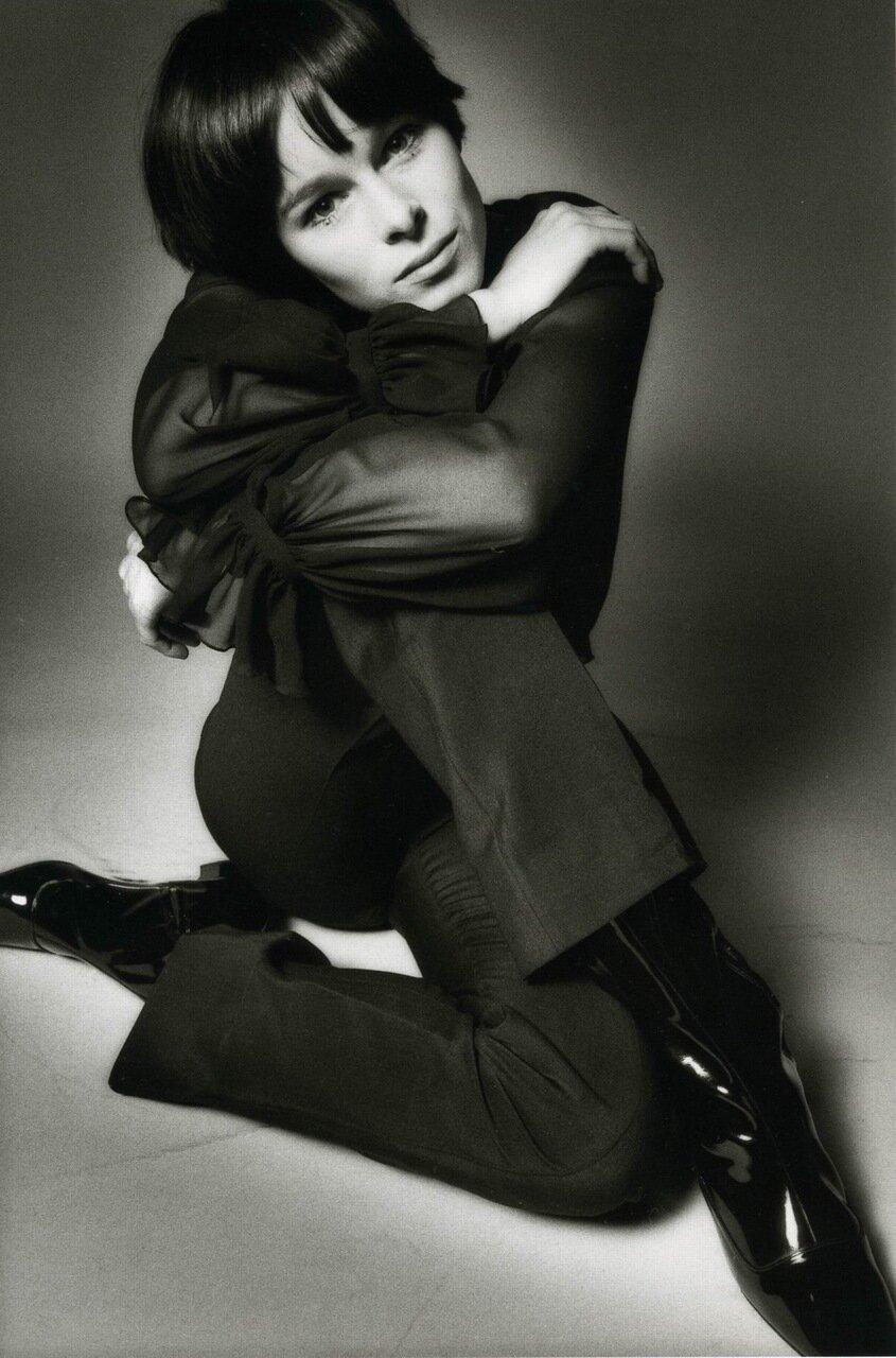 1967. Джеральдин Чаплин
