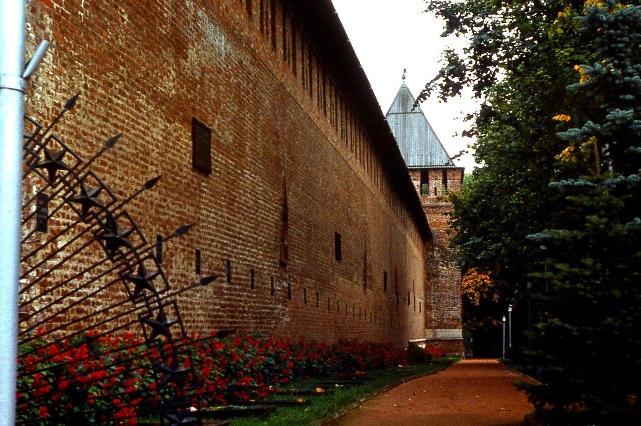 6.  Крепостная  стена