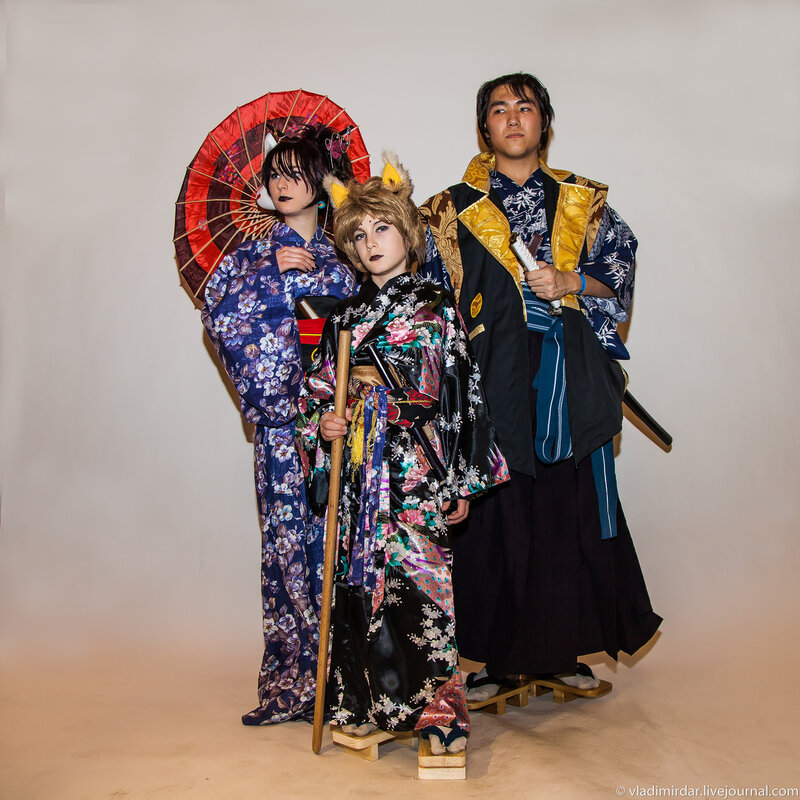 Странствующие самураи