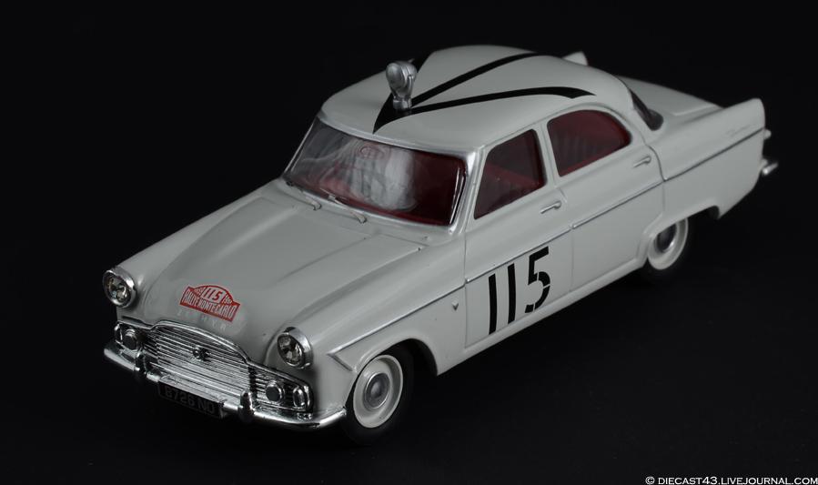 Ford Zephyr Mk2 – 1959 Monte Carlo Rally VA06108