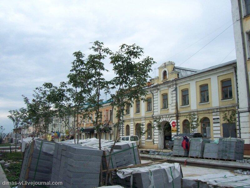Арбат и Набережная 28-июня-2011г