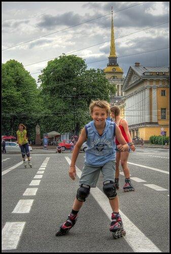 Санкт-Петербург. 24 июня 2011.