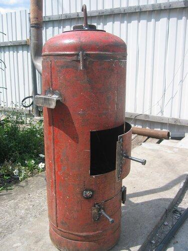Самогонный аппарат из баллона газового какую прокладку поставить на самогонный аппарат