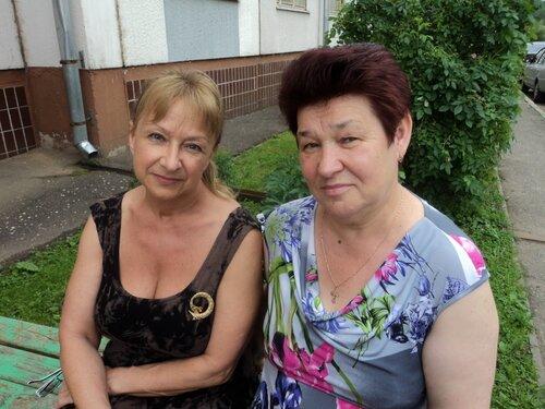 Тамара и Люба