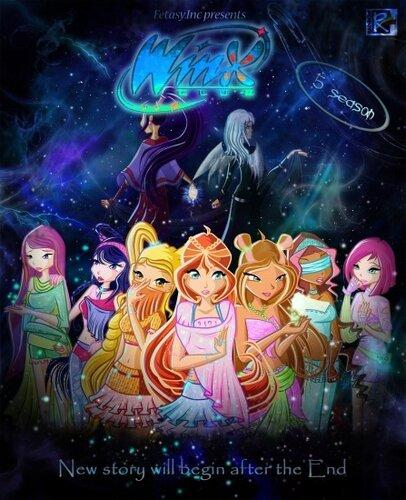 Winx давайте Побазарим, об Аниме ;D и фантази арты винкс!