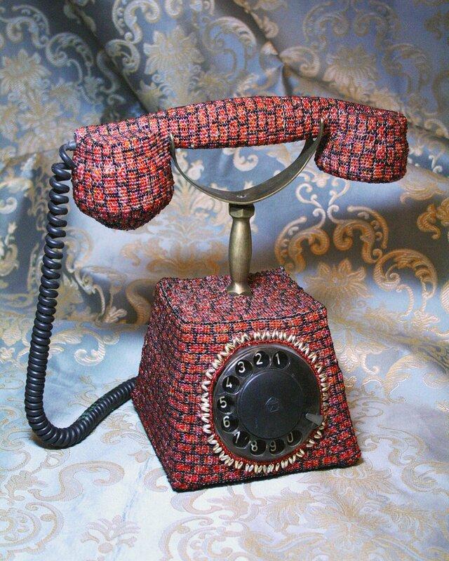 Телефон рабочий.На диске знак качества СССР.