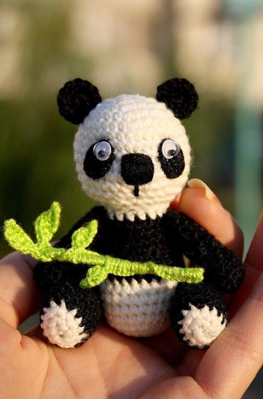 панда крючком схема — панда
