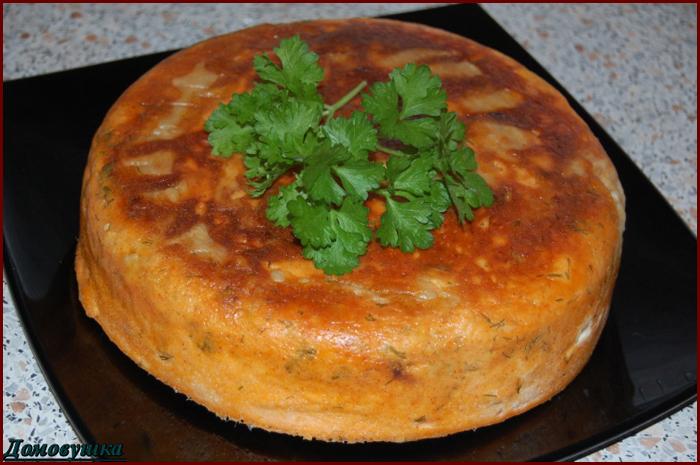 Пирог с лавашом в мультиварке рецепты
