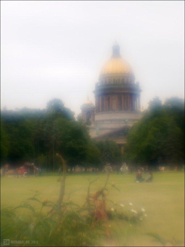 Моноклевые сны о Ленинграде. Сон третий