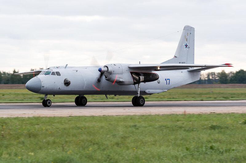 Антонов Ан-26 (RF-36070 / 17 синий) ВВС России D802667