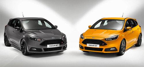 Новый Focus ST от Ford