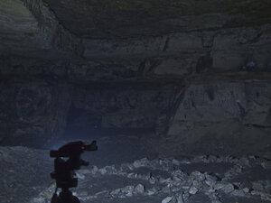 Фонарь Spark SG3 CW с налобным креплением, в максимальном режиме светит так