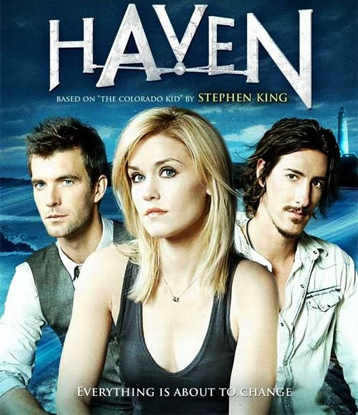 ������ / Haven / 5 ����� (2014) WEBDLRip / WEBDL 720p /HDTVRip /  HDTV 720p