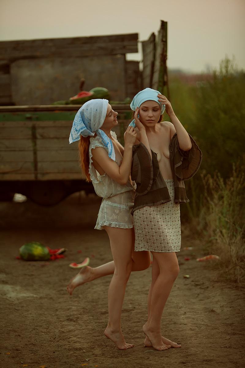 Уборка урожая / фотограф Шаповалов Павел