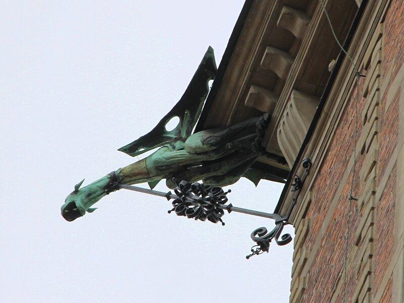 Stockholm, German Church (Tyska kyrkan, Deutsche Kirche)