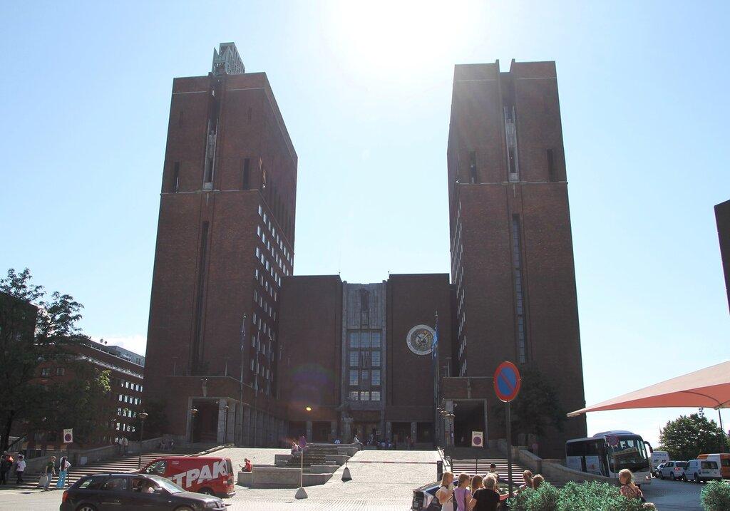 Fridtjof Nansen Square (Fridtjof Nansens plass), Oslo
