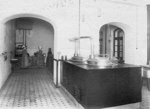 Кухня тюрьмы.