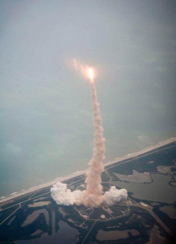 STS-135 Atlantis Launch