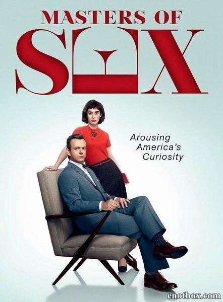 Мастера секса / Masters of Sex - Полный 1 сезон [2013, HDTVRip] (Amedia)