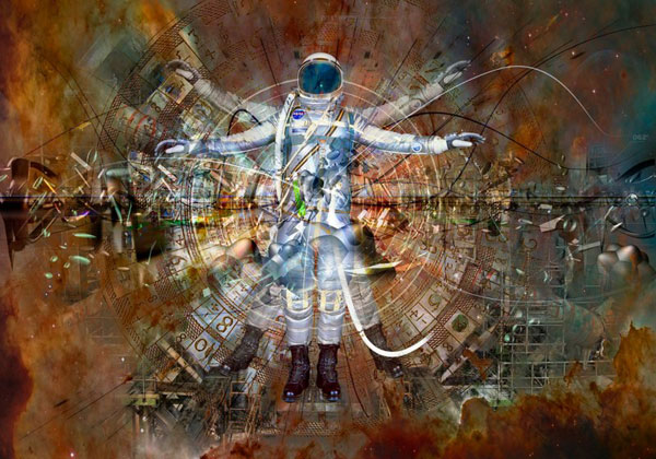 Aeronauts - Mixed Media Artist - Vincent Mattina