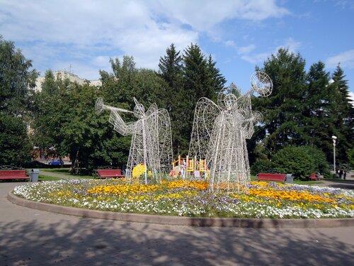Кемерово - виды областной столицы