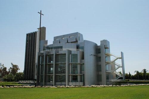 Хрустальный собор (Crystal Cathedral)