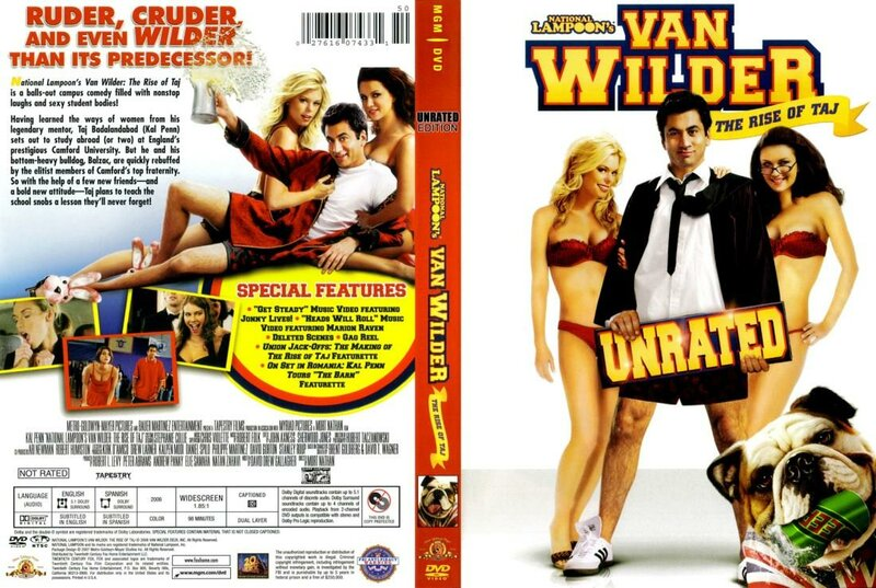 Король вечеринок 2 - Van Wilder 2: The Rise of Taj (2006) DVDRip