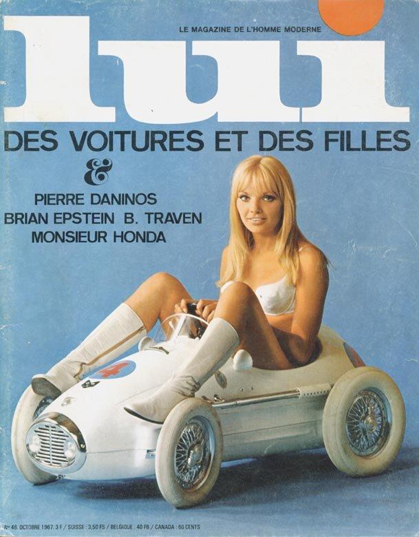 Lui Magazine 1973