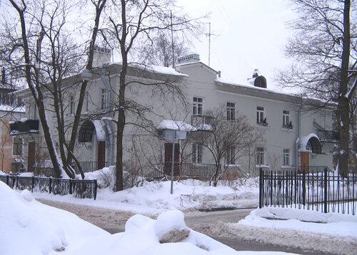 Шишмаревский пер. 16