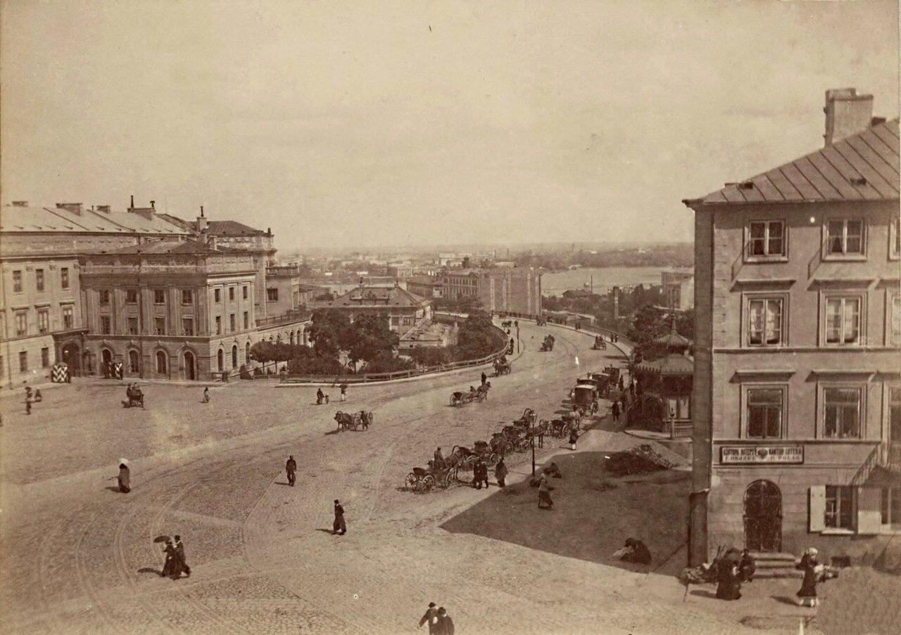 Королевский замок 1870