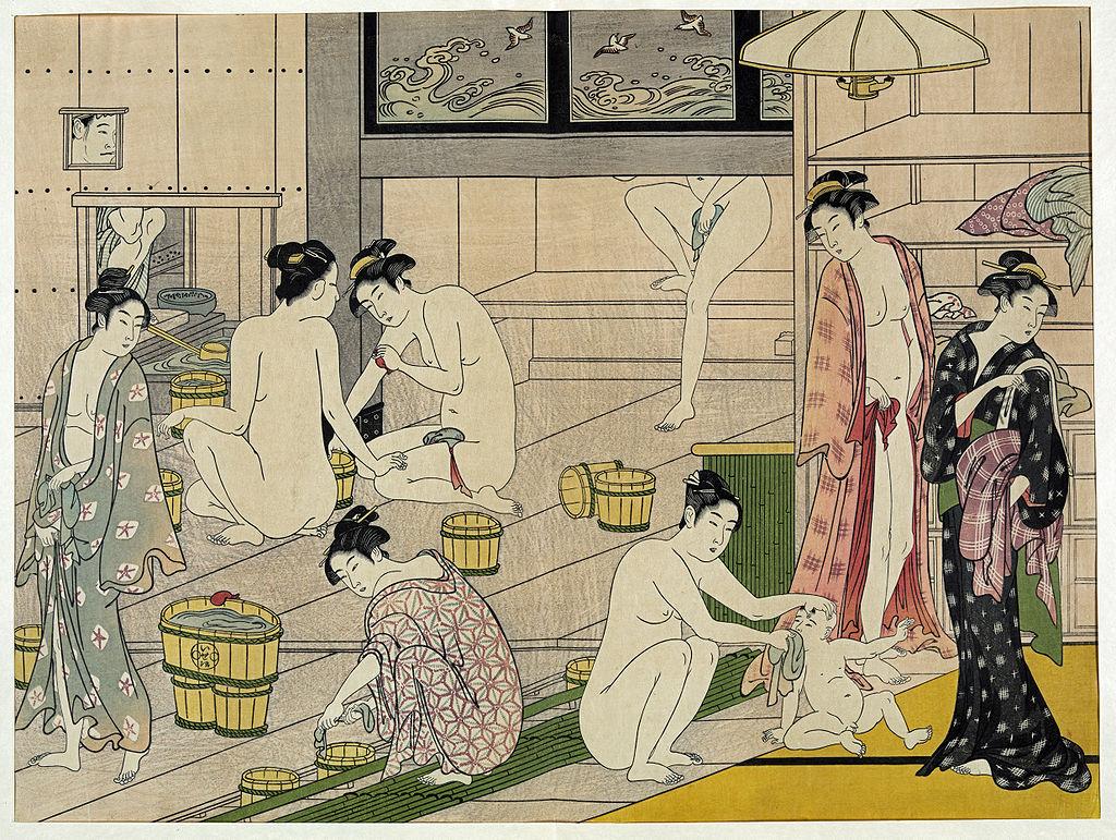 Фото в женской бани 9 фотография