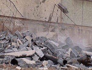 Четыре человека пострадали в результате обрушения на стройке во Владивостоке