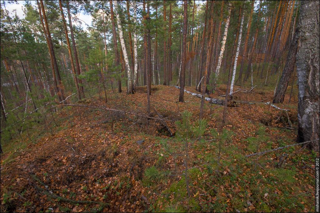 Михайловский медный рудник
