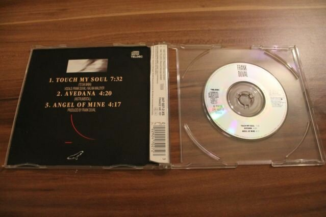 Frank Duval - Touch my Soul, 3inch Maxi single 0_bdbc2_1501503b_XL