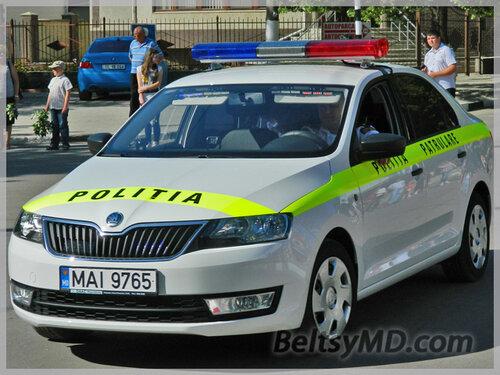 В Молдове прошел месячник «честных транспортников»
