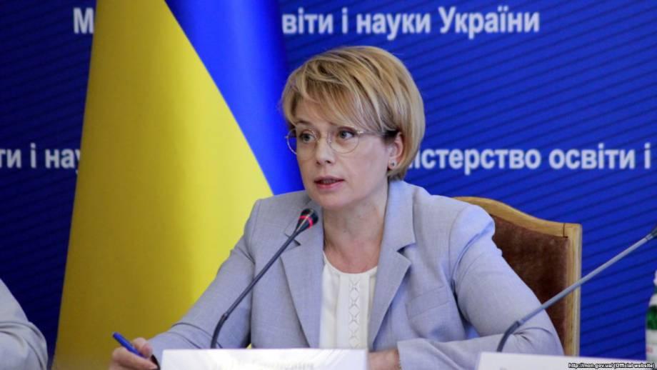 Гриневич: к 2020 году в Украине создадут 96 тысяч мест в детсадах