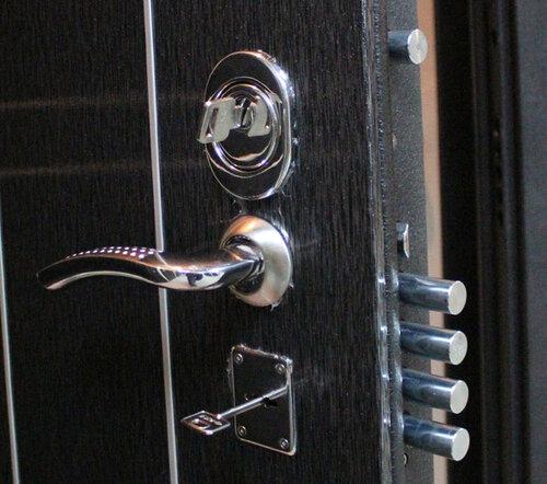Металлические двери – дом под надежной защитой