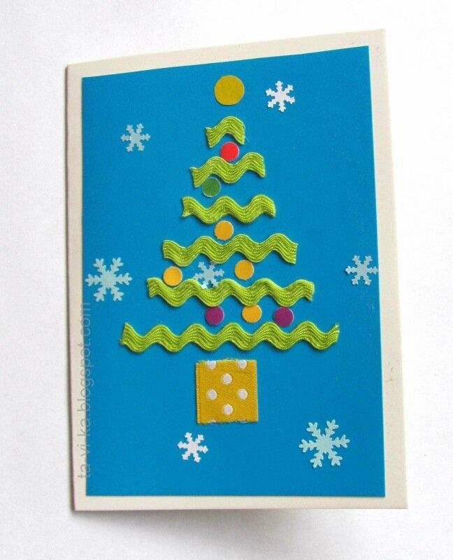 Новогодние конверты своими руками из бумаги