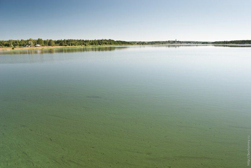 илев второе озеро
