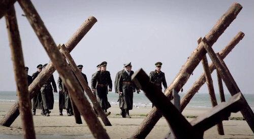 Кадр из телефильма «Роммель»
