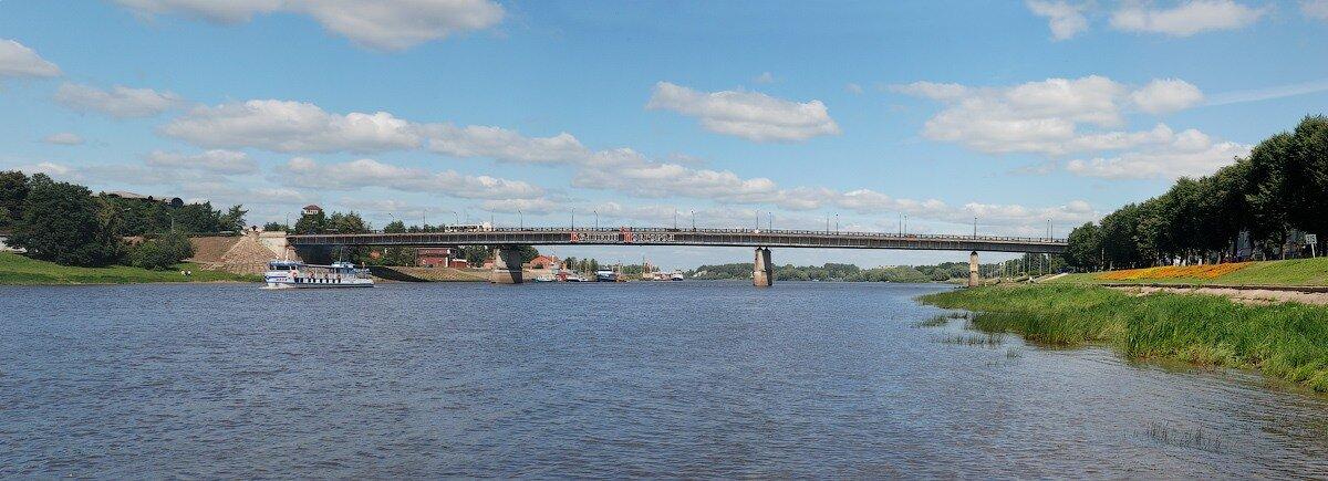 A.Nevsky bridge